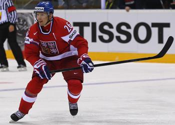 Patrick Elias, Czech Republic IIHF Championship