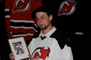 NJ Devils International Fan: Markus, Germany