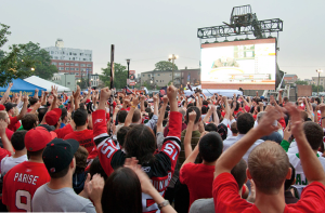 New Jersey Devils NHL Draft Party 2011