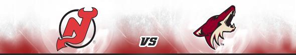 New Jersey Devils vs Phoenix Coyotes