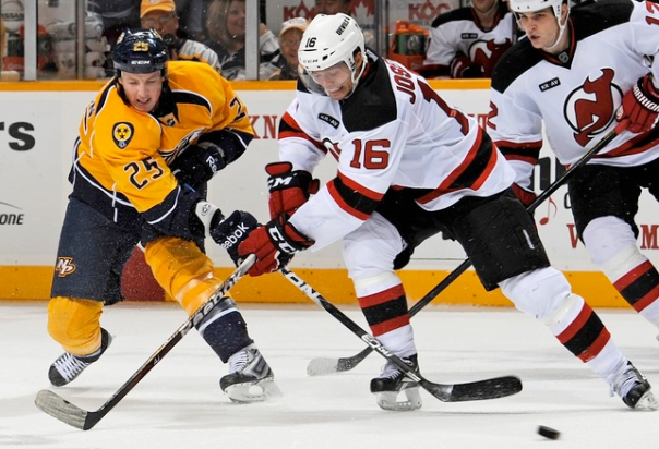 New Jersey Devils at Nashville Predators