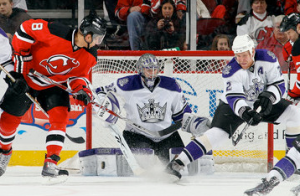 LA Kings at New Jersey Devils