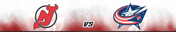 New Jersey Devils vs Columbus Blue Jackets