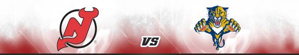New Jersey Devils vs Florida Panthers