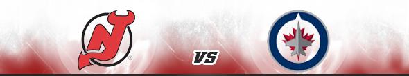 New Jersey Devils vs Winnipeg Jets