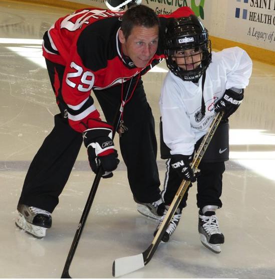 Grant Marshall, Try Hockey For Free