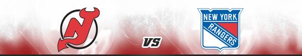 New Jersey Devils vs New York Rangers