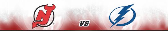 New Jersey Devils vs Tampa Bay Lightning