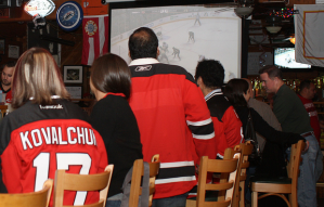 Viewing Party - Recovery Sports Bar, New Brunswick