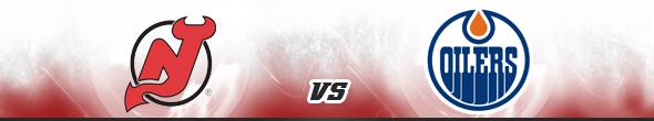 New Jersey Devils vs Edmonton Oilers