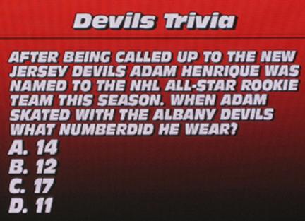 Devils Trivia