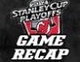 ECSF Game 2 Recap: Larsson in, Devils win…simple math?!