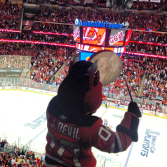 New Jersey Devils vs Florida Panthers, Stanley Cup Playoffs Round 1