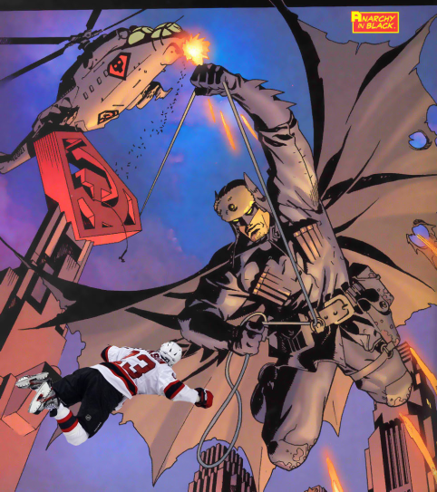 Spot the Clarkson: Clarkson Batman in Red Son via @batmaneatsbabie