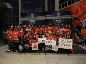 Devils Army Meet & Greet