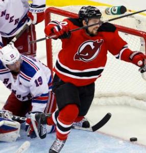 Adam Henrique scores against Rangers, Eastern Conference Finals