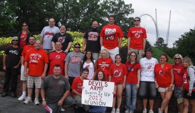 Devils Army Reunion, Summer 2012
