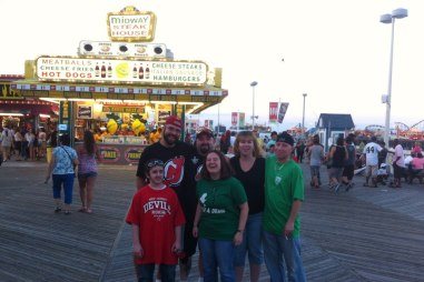 Devils Army Reunite, Summer 2012