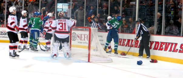 Albany Devils vs Connecticut Whale