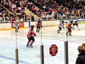 War To Restore NJ Hockey Game
