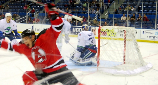 Albany Devils at Connecticut Whale