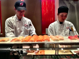 Prudential Center, Sushi Station