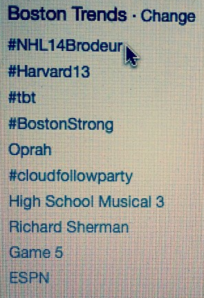 BostonTrends